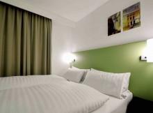 Ibis hotell i Lund - hotellrummet